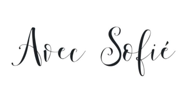Avec Sofié