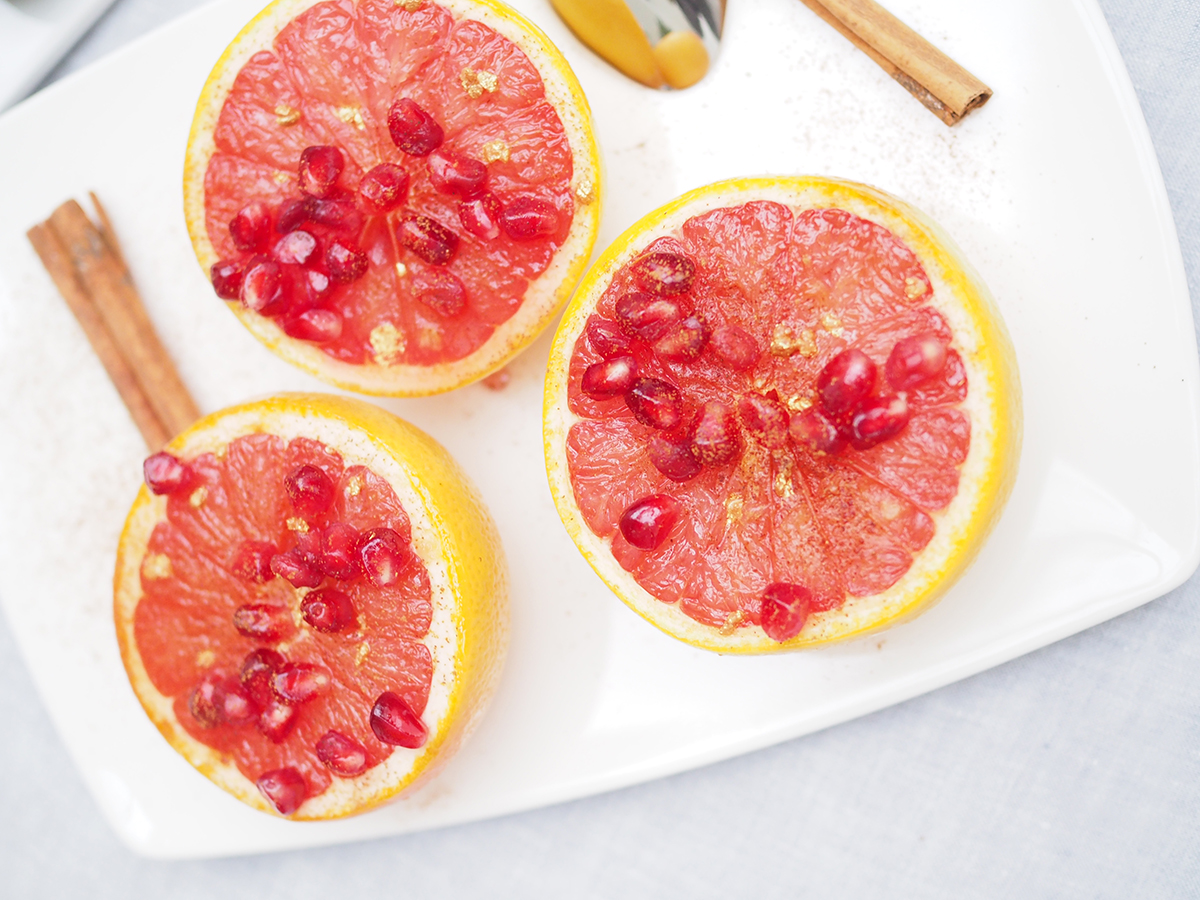 Avec Sofié blog l Grapefruit Brûlée