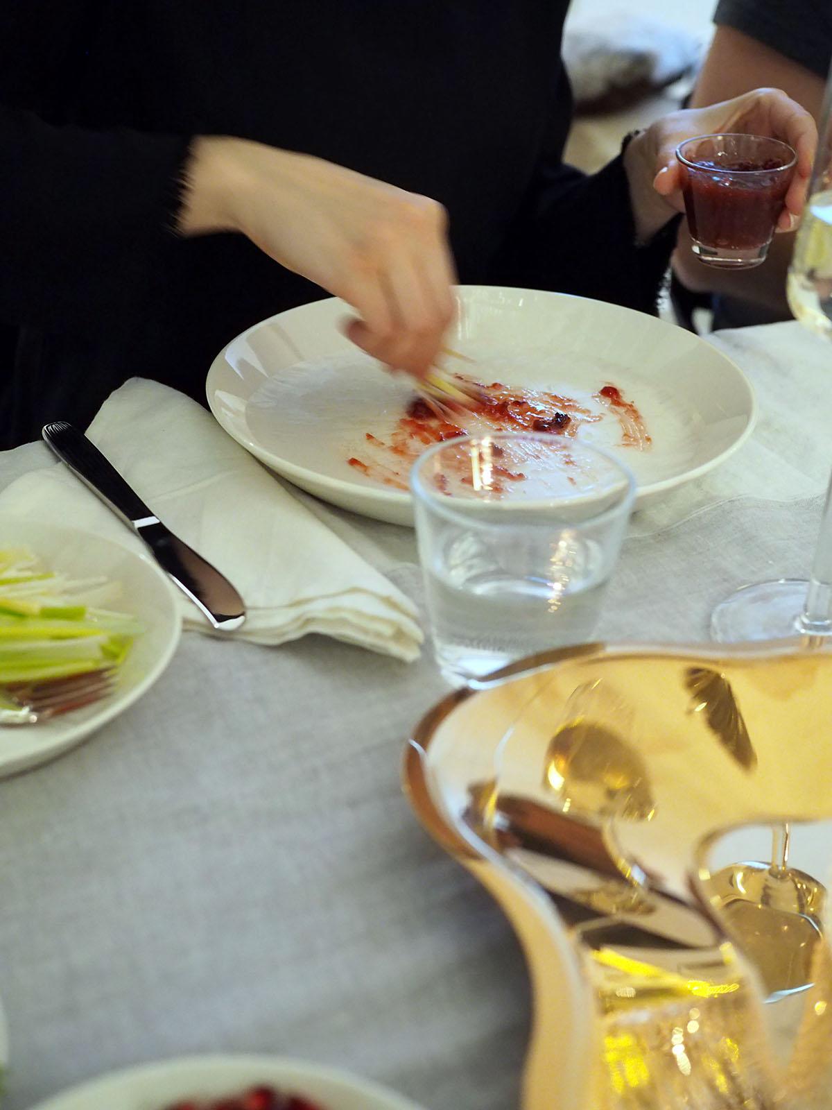 Avec Sofie blog l Ankka-confit eli Confit de canard