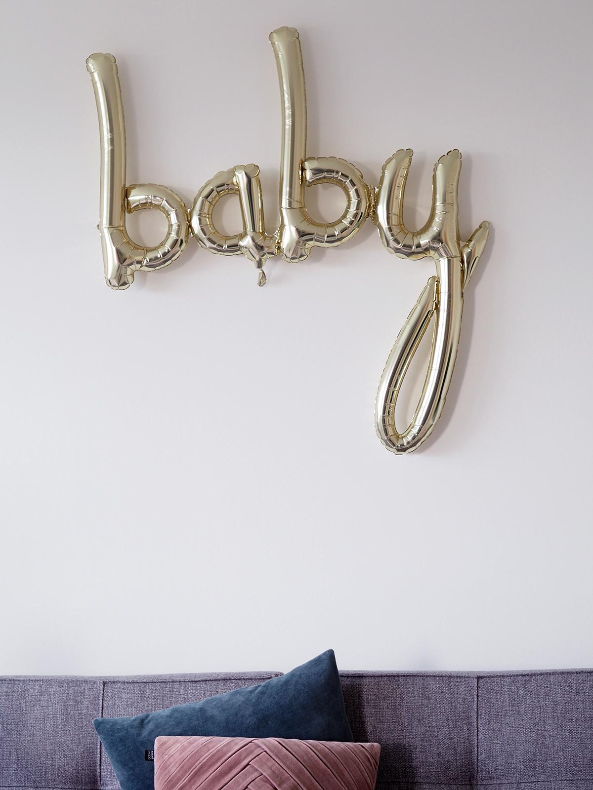 Avec Sofié l Baby shower
