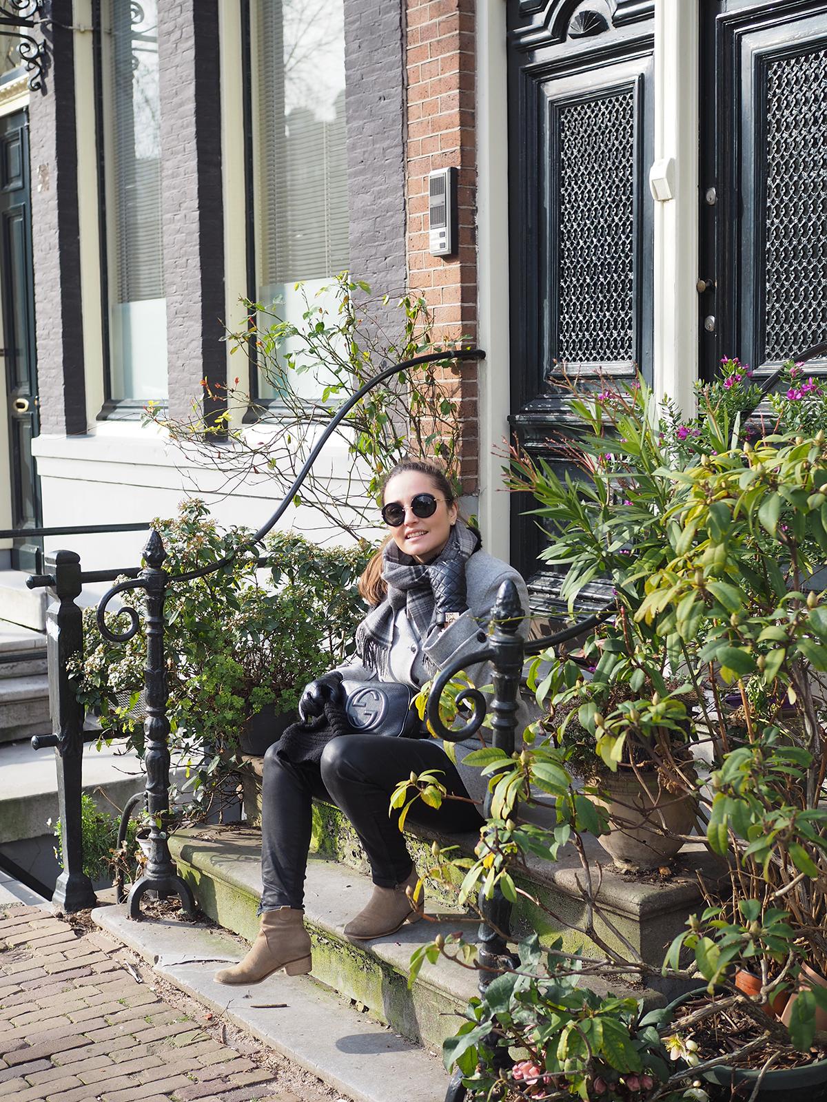Avec Sofié l Amsterdam Holland