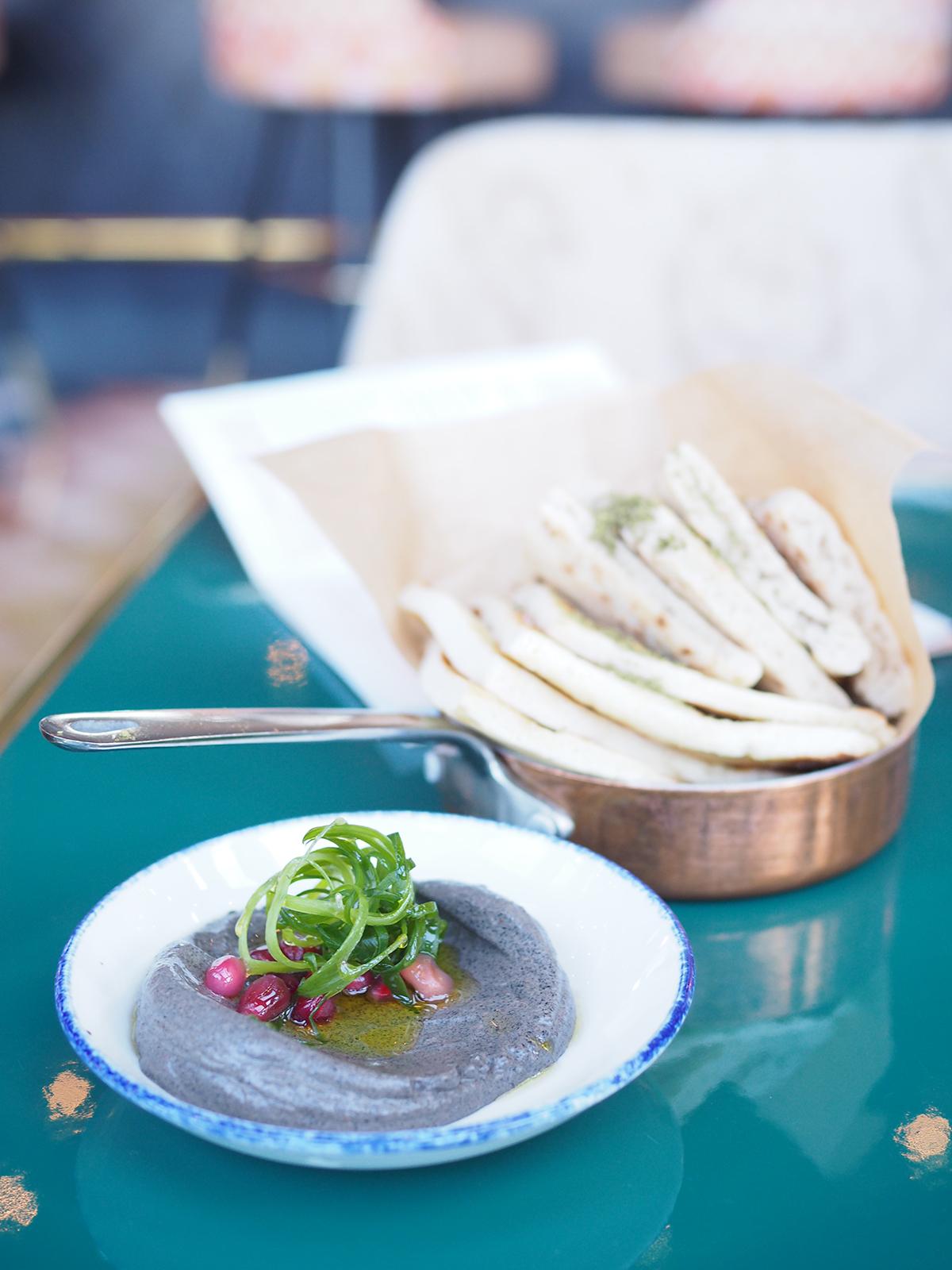 Avec Sofié blog l Nacarat Amsterdam - Ottolenghi inspired restaurant