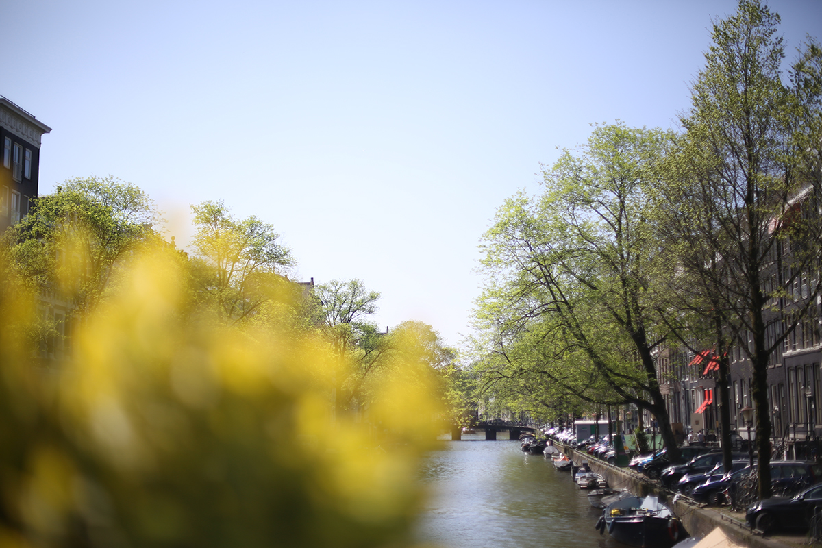 Avec Sofié blog l Spring in Amsterdam