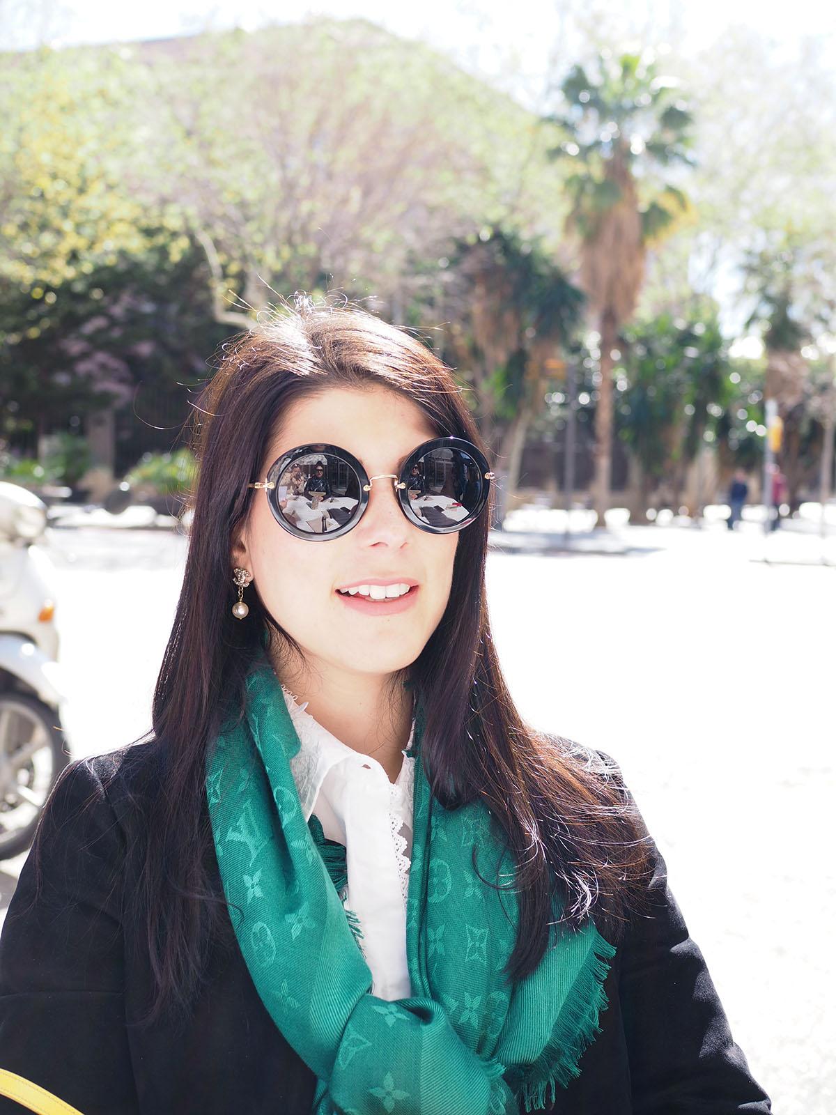 Avec Sofié blog l Bacelona