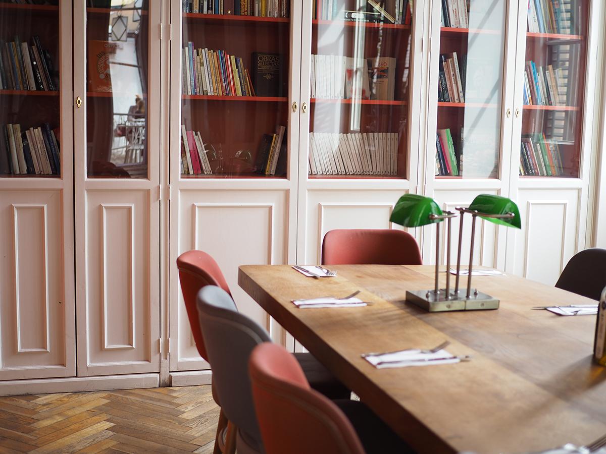 Avec Sofié blog l Flax & Kale Barcelona