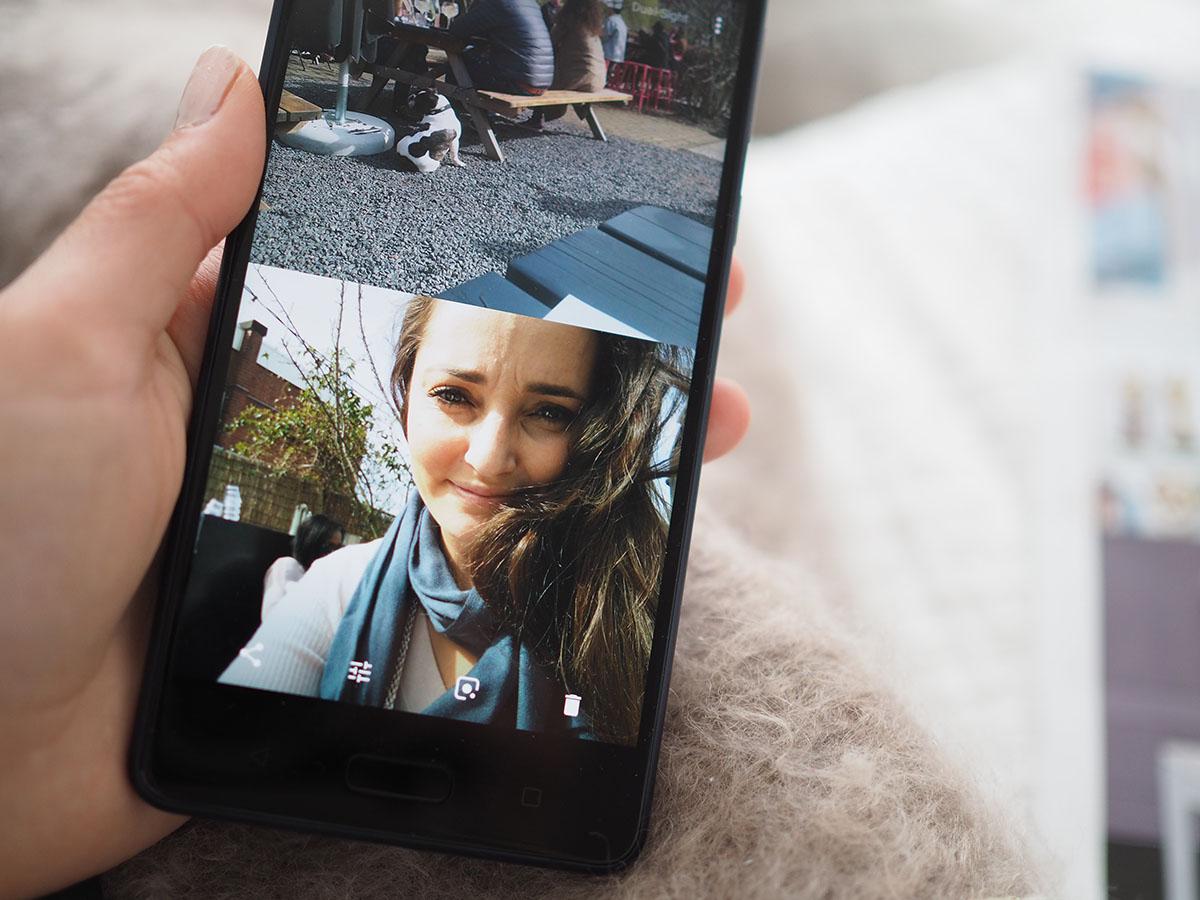 Avec Sofié blog l Nokia 8:n ja kaksi eri minää