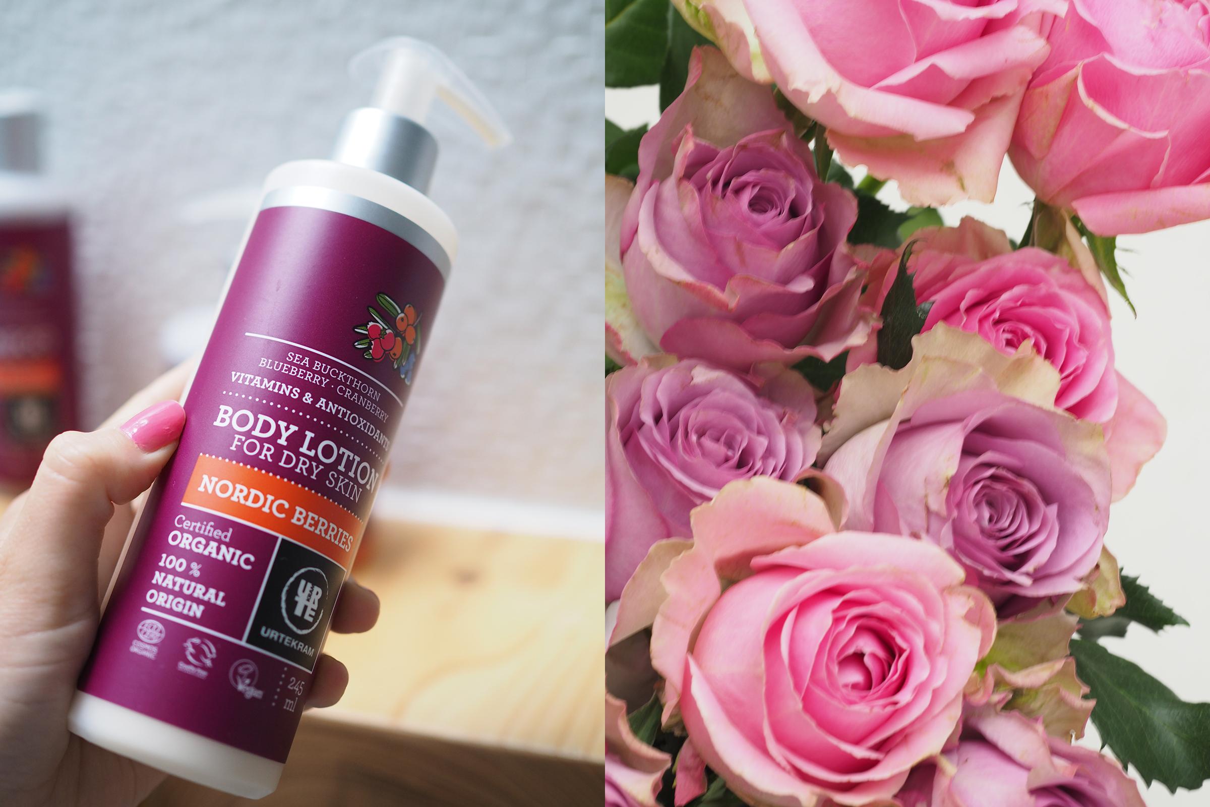 Avec Sofié blog l Urtekram organic cosmetics