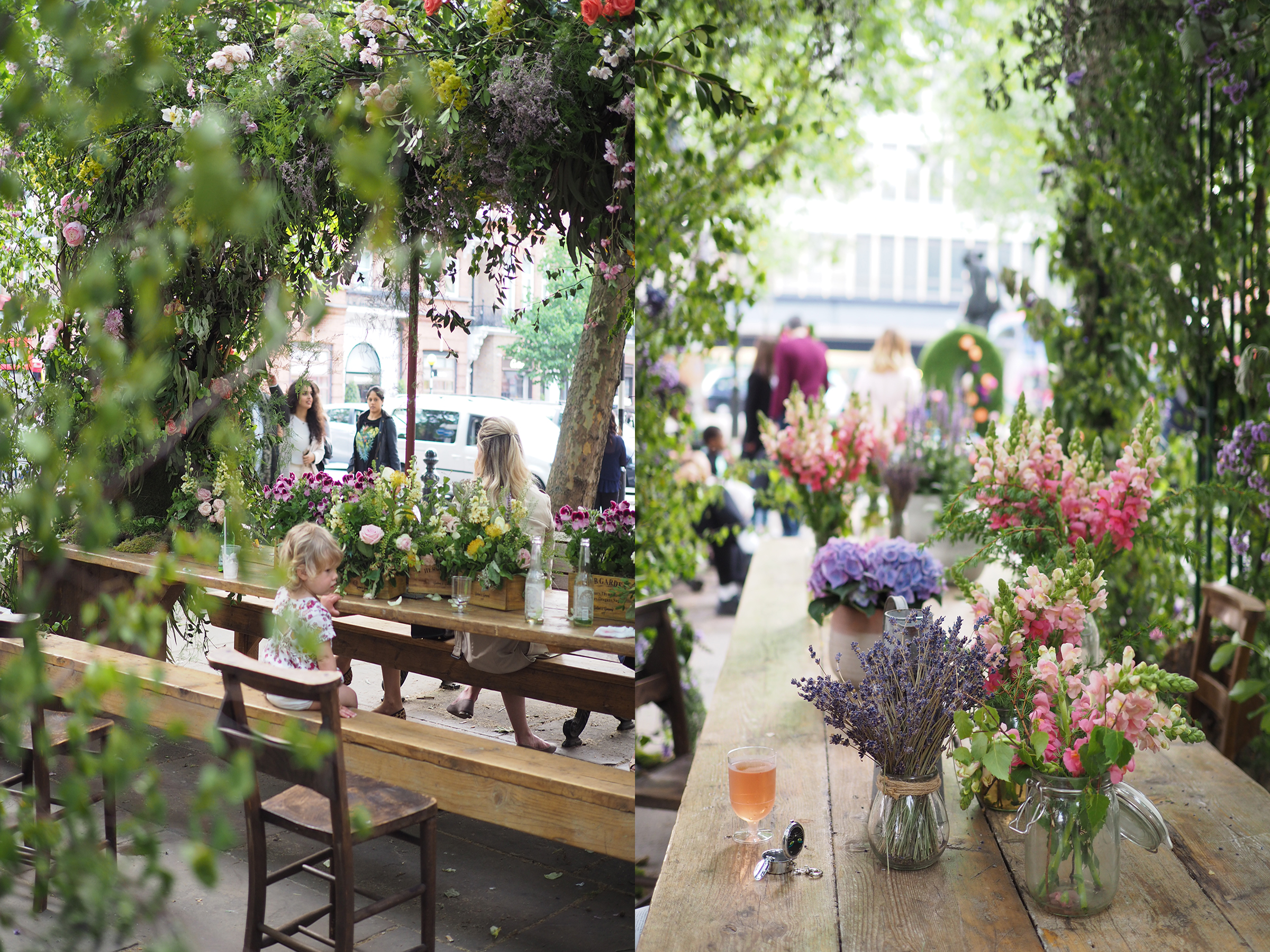 Avec Sofié blog l Chelsea in bloom London