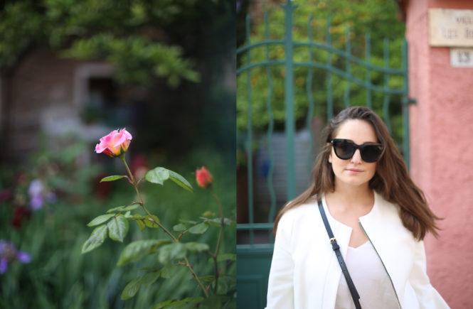 Avec Sofié blog l Rose garden
