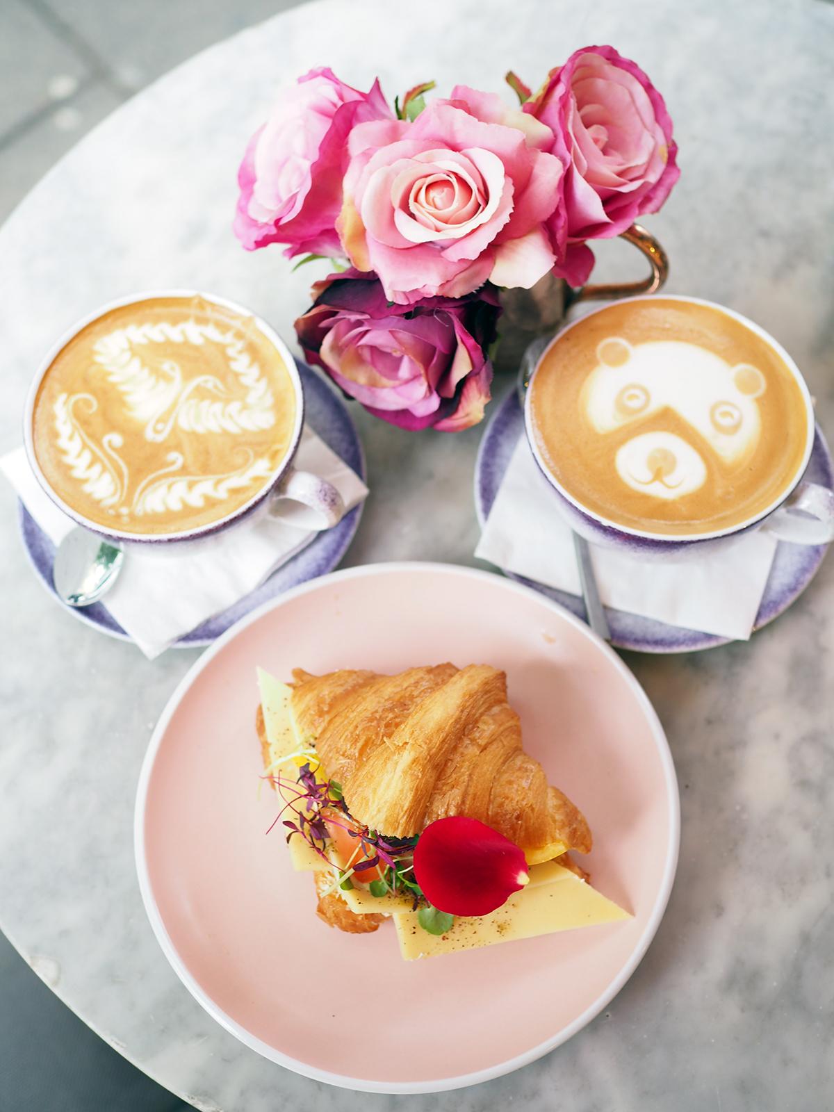 Avec Sofié blog - Élan Café London Mayfair Park Lane