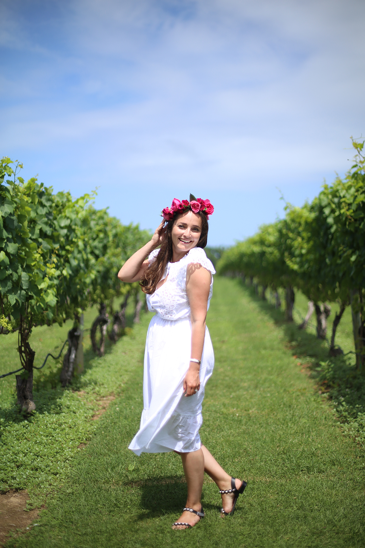Avec Sofie blog -Wölffer Estate Vineyard - Sagaponack New York