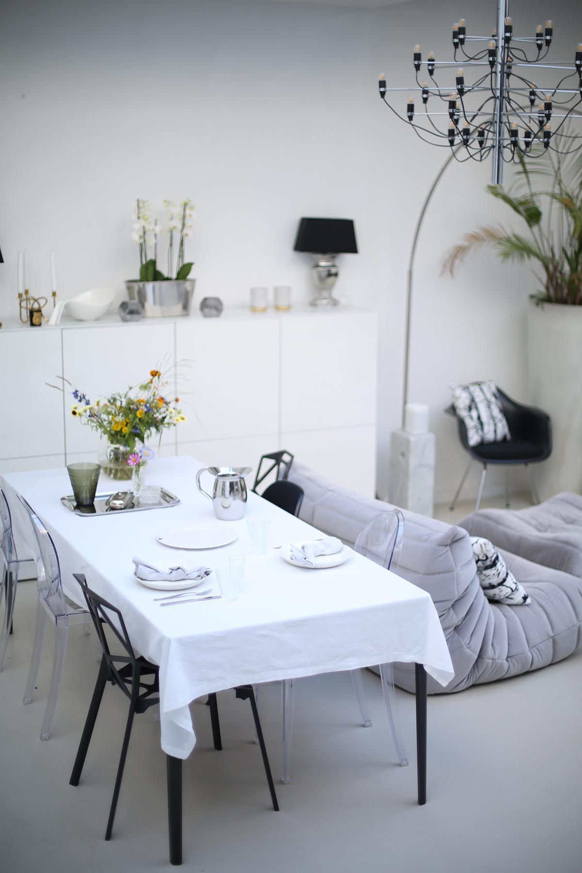 Avec Sofié blog - Scandinavian loft apartment in Amsterdam