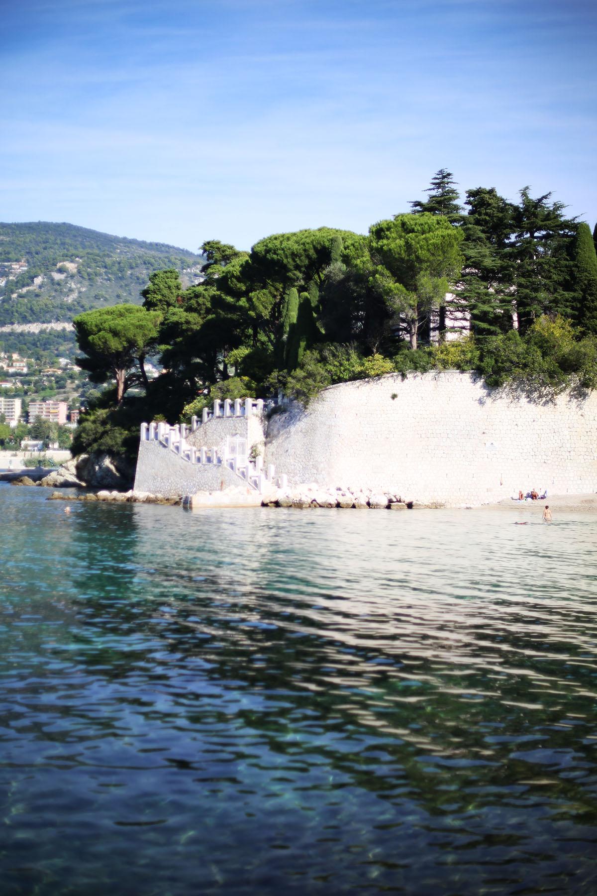 Avec Sofié blog - French riviera - Vilefrance sur mer - Saint-Jean- Cap-Ferrat