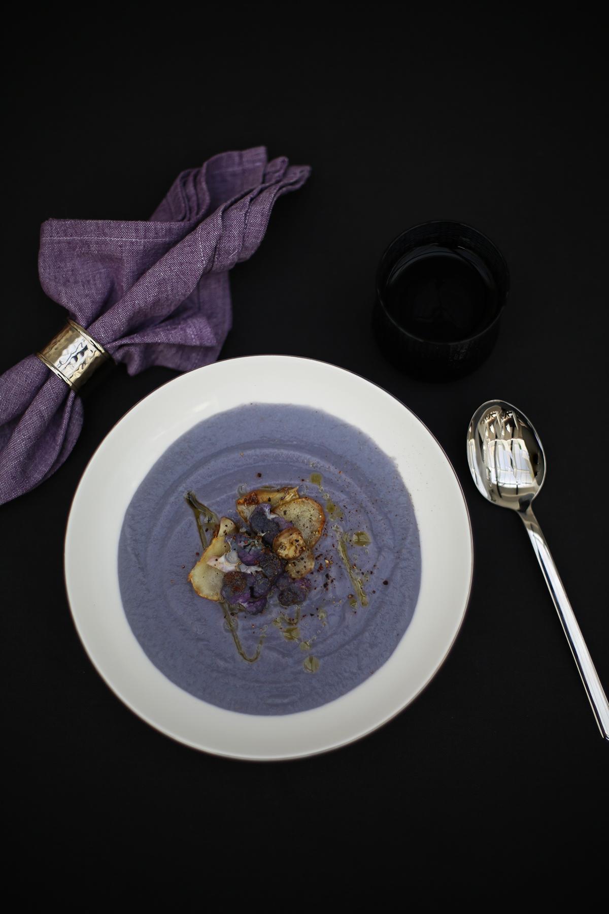 Avec Sofié blog - kukkakaalitalkoot - keitto syyspöytään