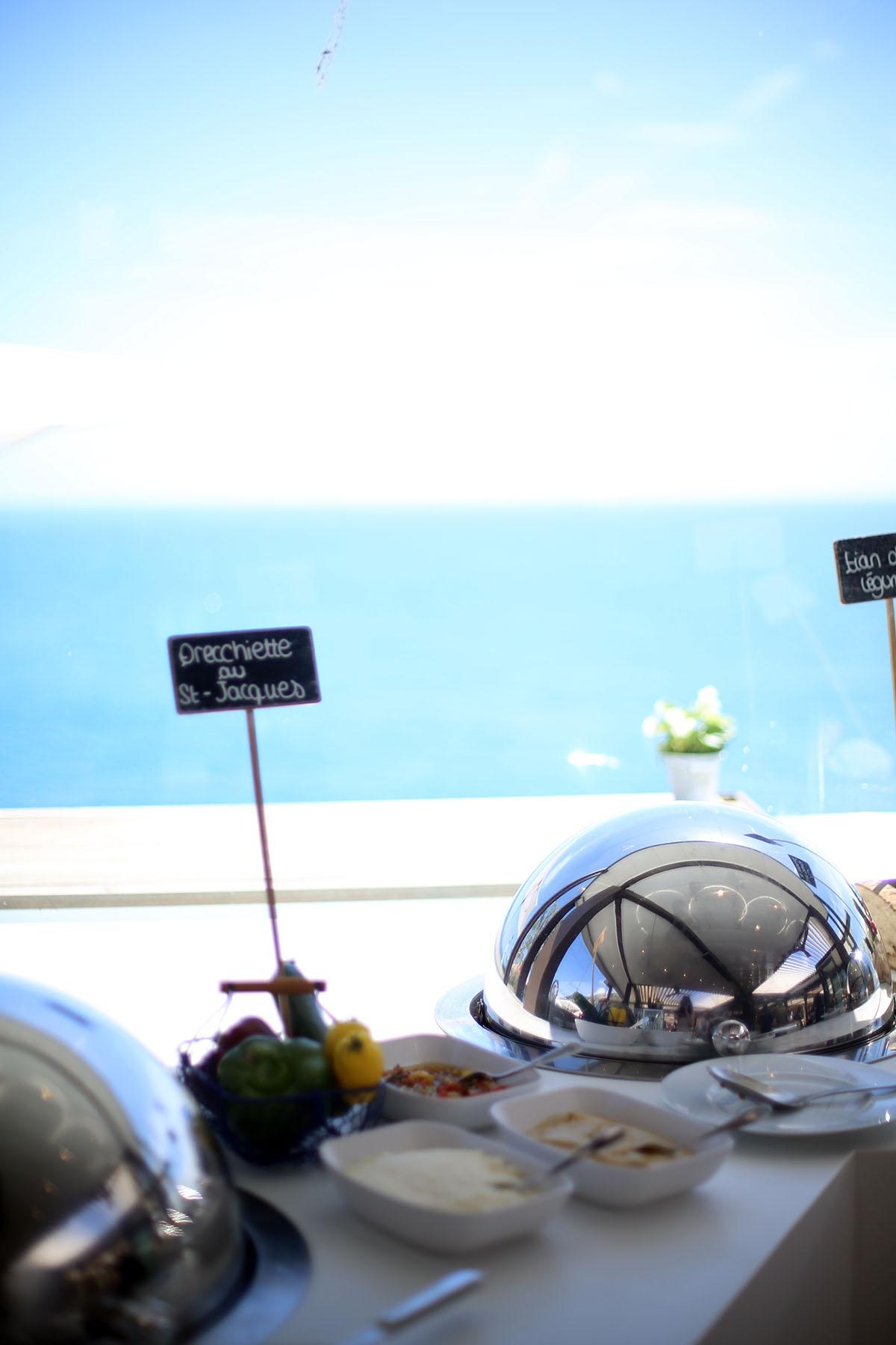 Vappubrunssi Etelä-Ranskassa Hotel Fairmont Monte Carlo