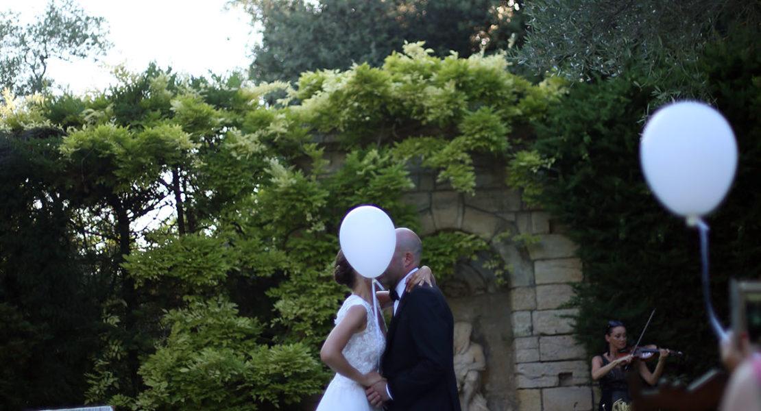Avec Sofie blog - Wedding in South of France