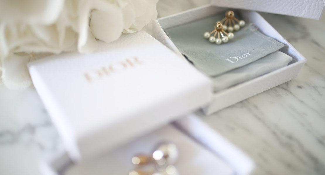 Avec Sofié Blog l Classic Dior earrings & Dior Tribales