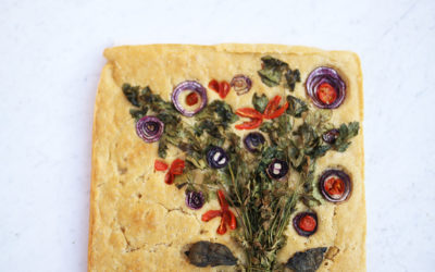 Flowers of the week: Focaccia bouquet