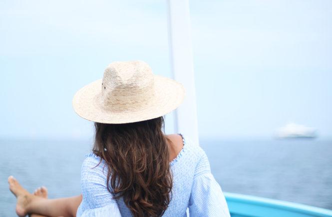 Avec Sofié Blog l French Riviera l Pointu boat l Saint Jean Cap Ferrat l
